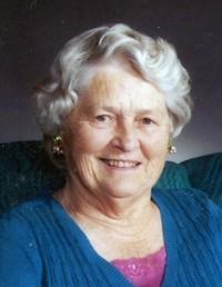Anna Barbara Prietz Warrilow  October 3 1931  March 31 2020 (age 88) avis de deces  NecroCanada