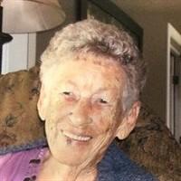 Doris Williams  April 6 2020 avis de deces  NecroCanada