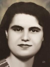 Maria MIOARA GONCIULEA DUMITRACHE  14 octobre 1936