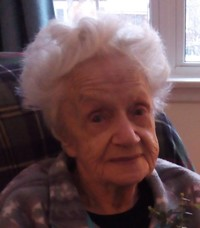Ella Irene Moore Riddell  February 15 1919  April 6 2020 (age 101) avis de deces  NecroCanada
