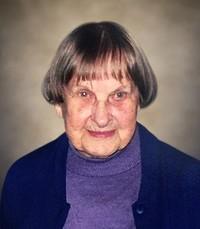 Eileen Lennox Wert  Friday April 10th 2020 avis de deces  NecroCanada