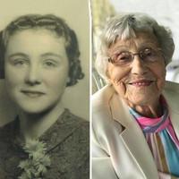 Hazel Booth  April 23 2020 avis de deces  NecroCanada