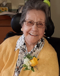 Mary Stella Decontie  June 24 1936  May 5 2020 (age 83) avis de deces  NecroCanada