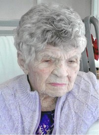 Hilda Murray  April 26 2020 avis de deces  NecroCanada