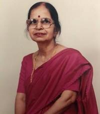 Pushpa Sharma Sharma  Monday May 18th 2020 avis de deces  NecroCanada