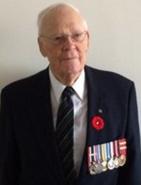 Donald Barry Carrington Lt Col Ret  1928  2020 avis de deces  NecroCanada