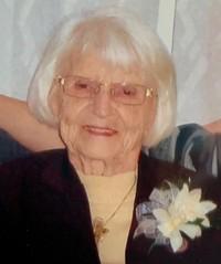 Dorothy Mae Cox  November 8 1919  May 23 2020 (age 100) avis de deces  NecroCanada