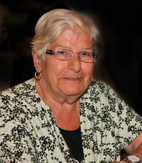 Maria Papatheodorou  Sunday May 24th 2020 avis de deces  NecroCanada