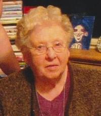Helen Crawford  Tuesday May 26th 2020 avis de deces  NecroCanada