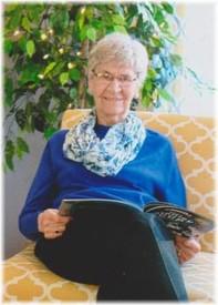 Marjorie Ida Hannam  19252020 avis de deces  NecroCanada