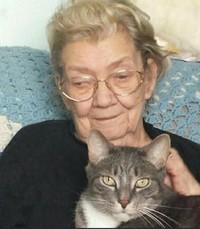 Dorla Irene Tutkoluk Starr  Saturday May 9th 2020 avis de deces  NecroCanada