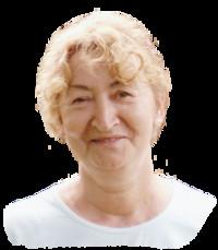 Gheorghena Csurgo  2020 avis de deces  NecroCanada