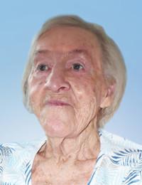 Mme Yvette St-Yves  1926  2020 avis de deces  NecroCanada