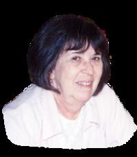 Peggy Desmarais nee Douglas  2020 avis de deces  NecroCanada