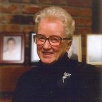 Flora Ellen Longworth nee West  April 16 1923  May 27 2020 avis de deces  NecroCanada