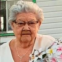 Gertrude Jane Patey  September 09 1933  May 24 2020 avis de deces  NecroCanada