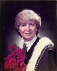 Helen Ruth Foster  14 mars 1937