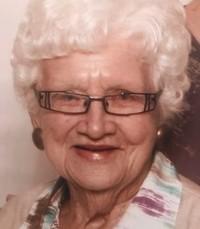 Nettie Margaret Stover Cleary Gothard  Monday May 4th 2020 avis de deces  NecroCanada
