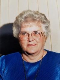 Ruth Evelyn Spence  19302020 avis de deces  NecroCanada