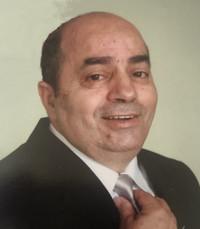 Umberto Cappelli  Friday June 12th 2020 avis de deces  NecroCanada