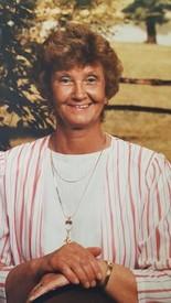 Margaret Peggy Brown  19362020 avis de deces  NecroCanada