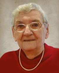 Jeannine Labranche  1927  2020 (93 ans) avis de deces  NecroCanada