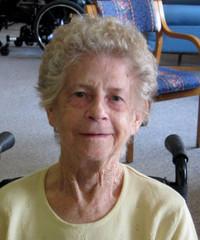 Elsie Bennett  July 1 2020 avis de deces  NecroCanada