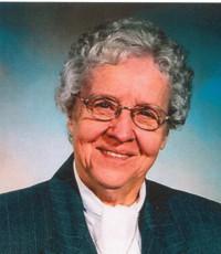 Soeur Marie-Rose Lauzier rsr  13 août 1922 – 25 avril 2020