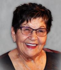 Yolande Fourcaudot  09 mai 1937 – 24 mars 2020