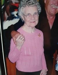 Norma Marguerite McCulloch Roberts  May 20 1922  July 3 2020 (age 98) avis de deces  NecroCanada