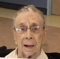 Inez Burnett  19192020 avis de deces  NecroCanada