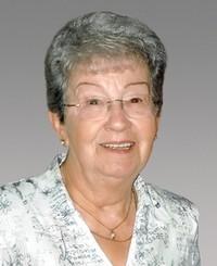Jeanne Maynard Sauve  1934  2020 avis de deces  NecroCanada