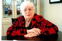 Patricia Ruth Crouse  19302020 avis de deces  NecroCanada