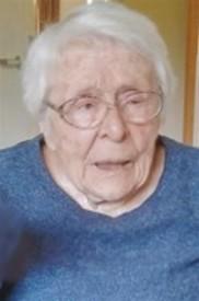 Gillette Trickey nee Boileau  1915  2020 (104 ans) avis de deces  NecroCanada