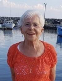 Mary Arline Lamb  2020 avis de deces  NecroCanada