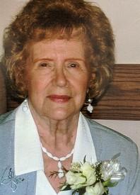 Mary Pearl Margaret Riopelle Vrebosch  July 11 2020 avis de deces  NecroCanada