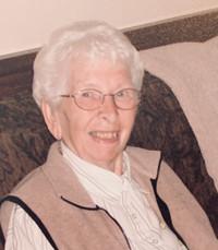 Jean Lenora Thomson Smith  2020 avis de deces  NecroCanada