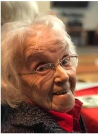 Nellie Elizabeth Cox  July 17 2020 avis de deces  NecroCanada