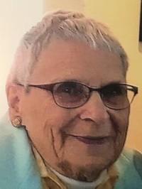 Elizabeth Betty Almira Gass  2020 avis de deces  NecroCanada