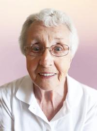 Mme Therese Baillargeon TRANQUILLE  Décédée le 21 juillet 2020