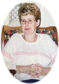 Betty Lou Connell  19422020 avis de deces  NecroCanada