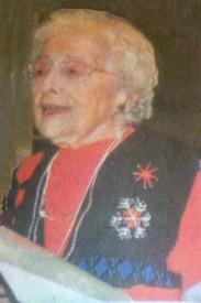 Jessie Horsley 1923-2020 avis de deces  NecroCanada