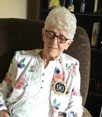 Joan Annie Bunton Vast  Sunday July 26th 2020 avis de deces  NecroCanada