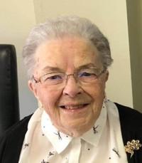 Mae Burnside  Sunday July 26th 2020 avis de deces  NecroCanada