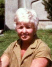 Beverly Fuciarelli nee Backman  January 26 1939
