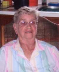 Doris Olive Farrell  September 12 1929  July 29 2020 avis de deces  NecroCanada