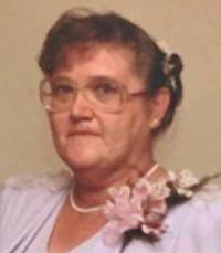 Jeanne Gaudreault  Saturday August 1st 2020 avis de deces  NecroCanada
