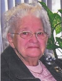 Bernice Leizert  1925  2020 avis de deces  NecroCanada