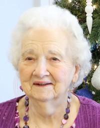 Violet Gertrude St John  2020 avis de deces  NecroCanada