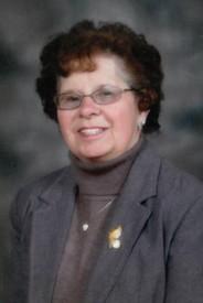 Edith May Lloyd  May 5 1936  August 13 2020 (age 84) avis de deces  NecroCanada